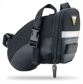 Topeak zadeltasje aero wedge pack strap small